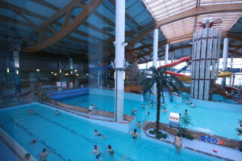 Прибалтийская фитнес центр